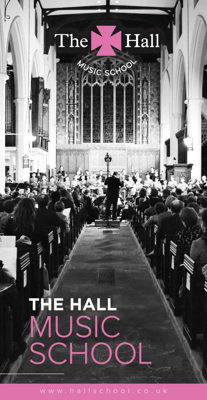 The Hall Music School Cover