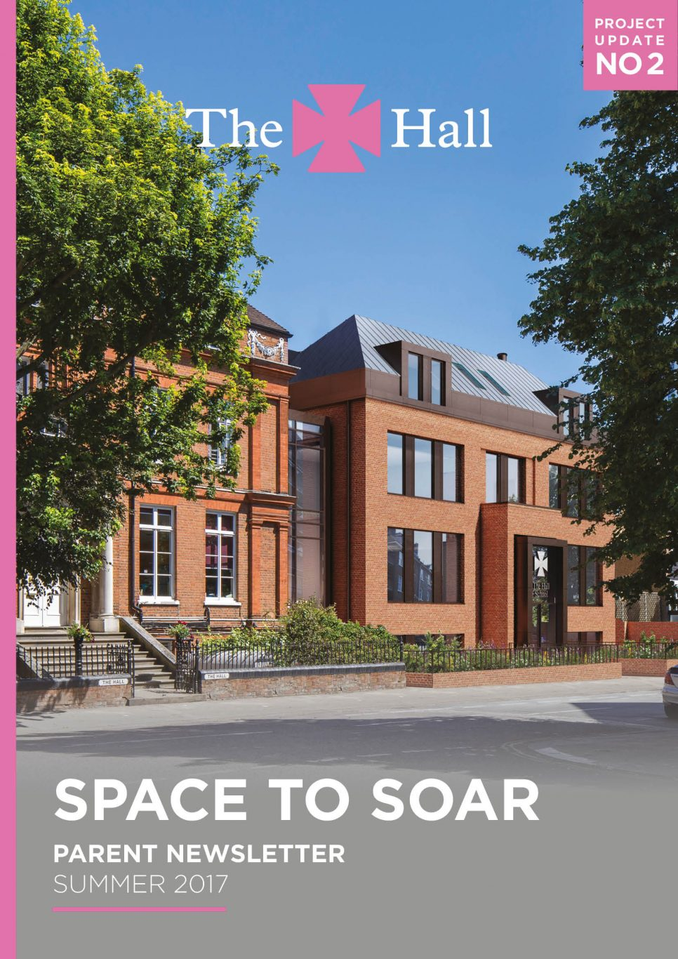 The Hall Spce To Soar No 2