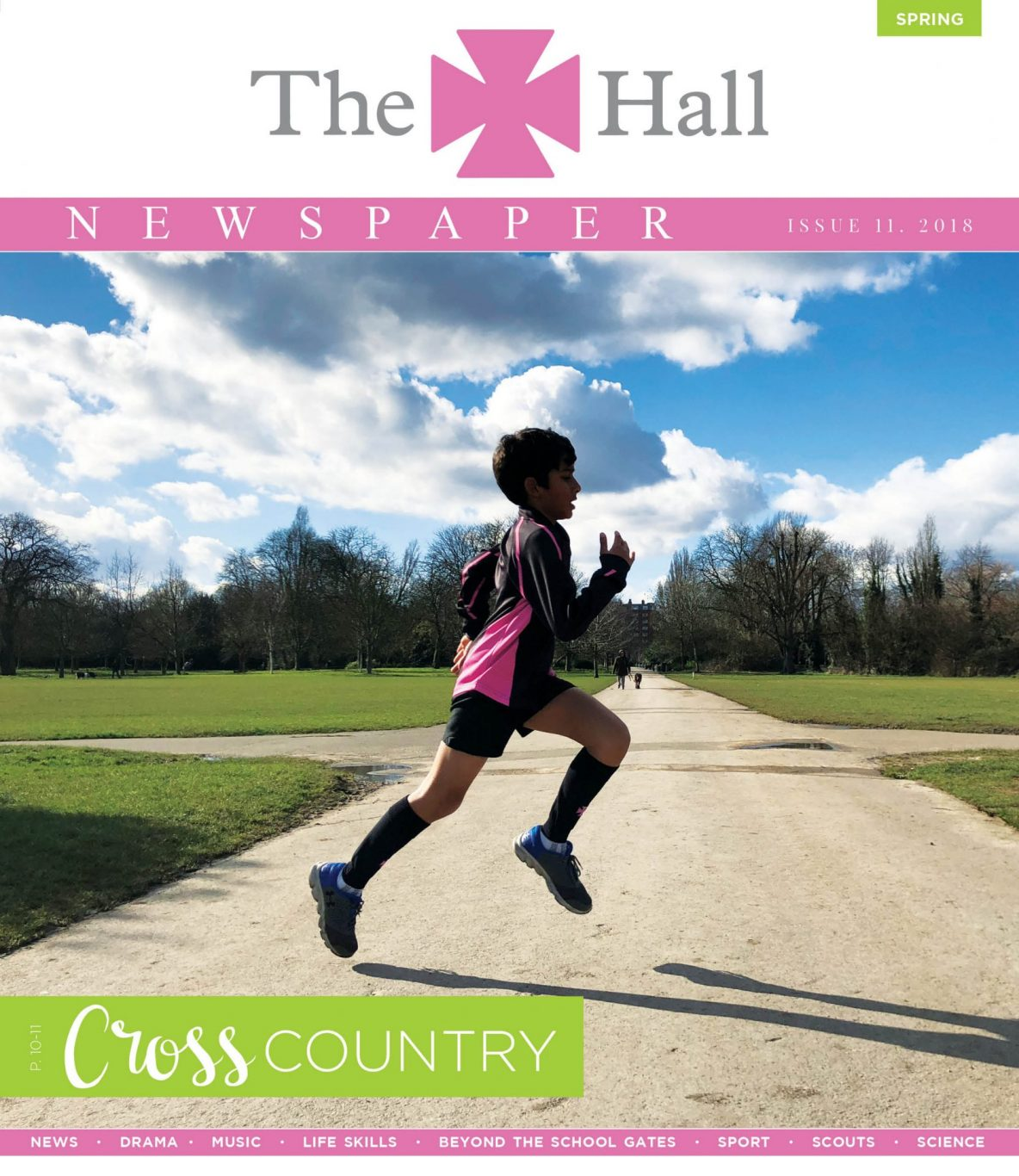The Hall Newspaper Spring Term 2018
