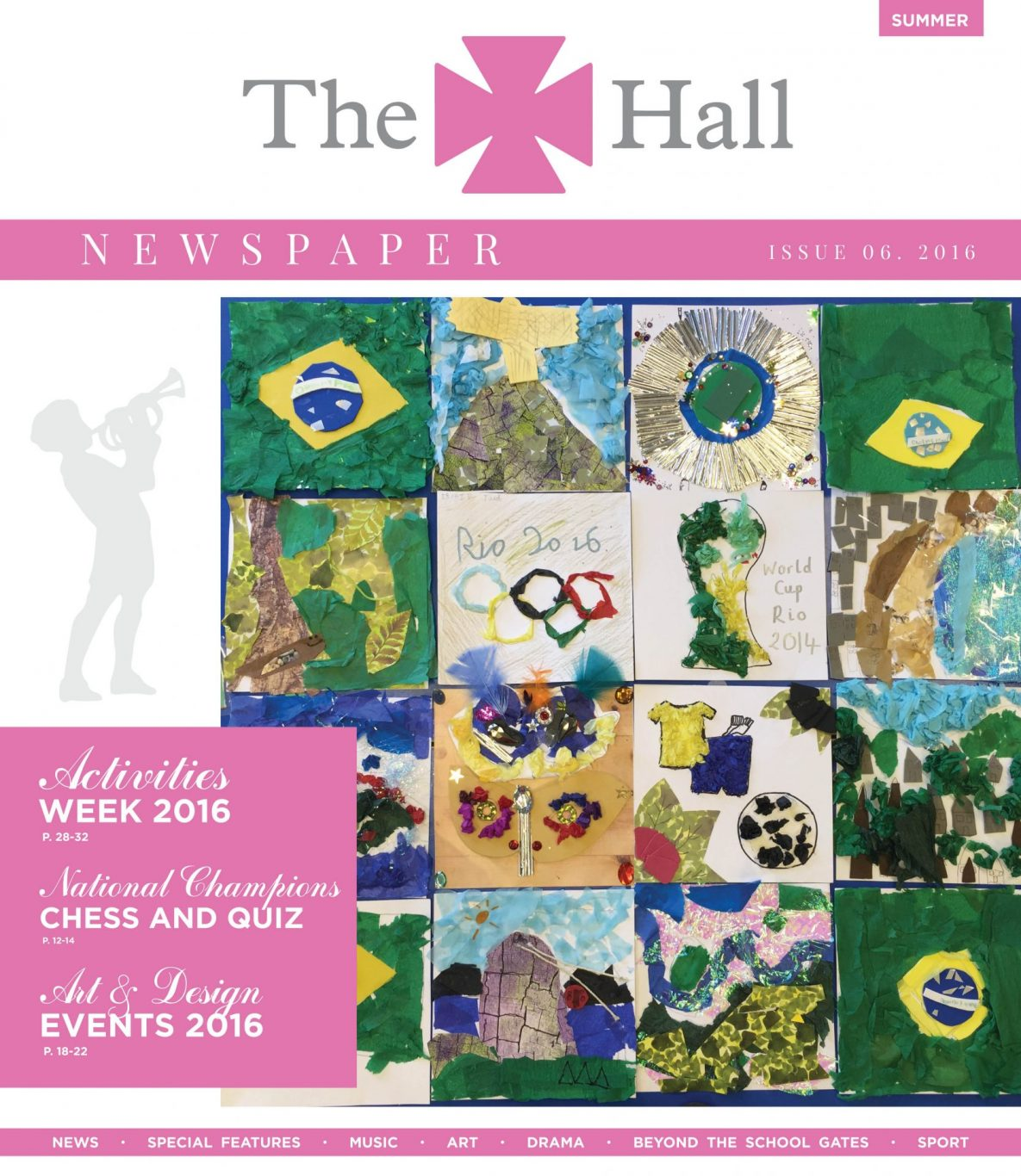 The Hall School Newspaper Summer Term 2016