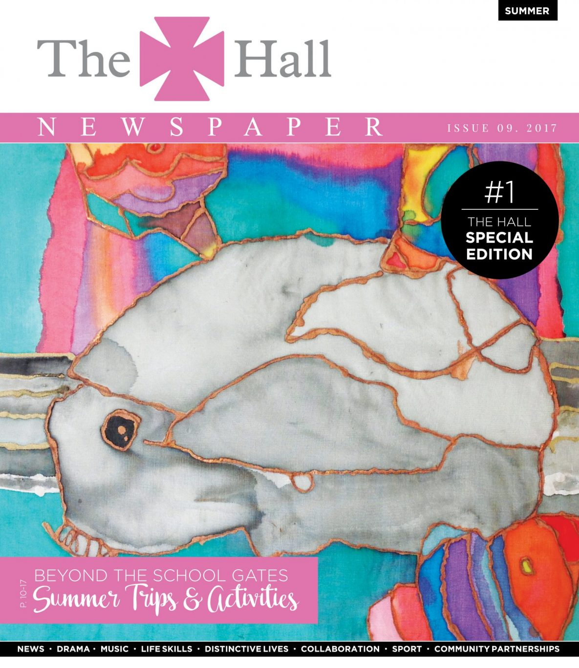 The Hall School Newspaper Summer Term 2017