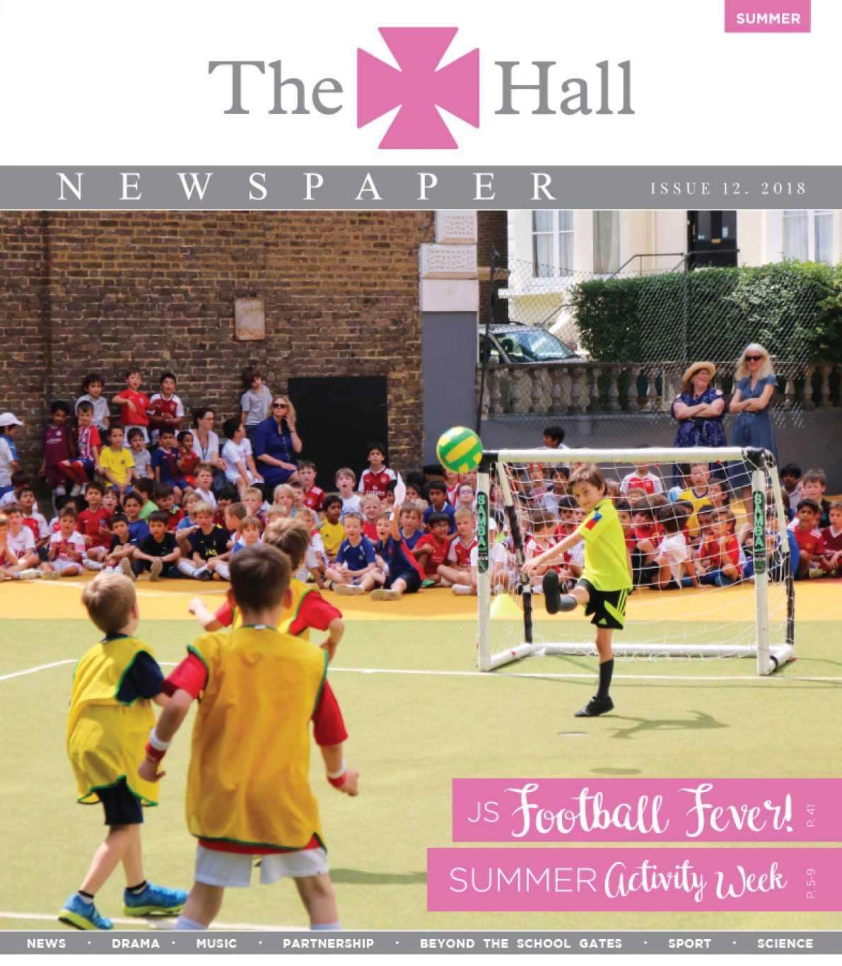 The Hall School Newspaper Summer Term 2018