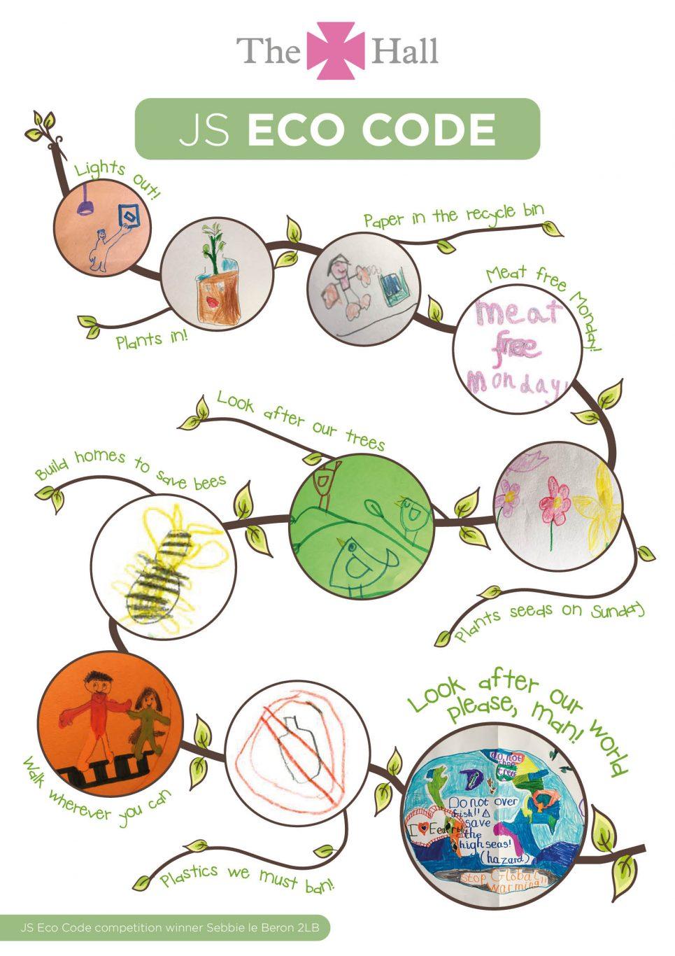 A4 Js Eco Code Poster 1