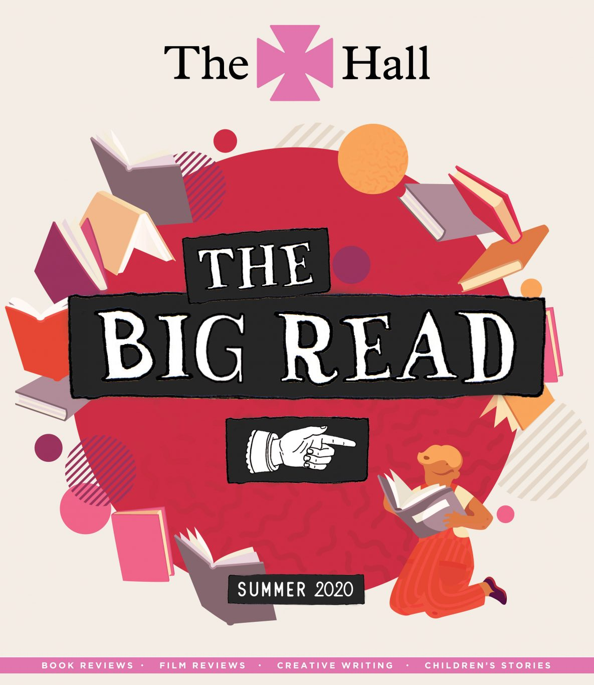 The Hall The Big Read Summer 2020